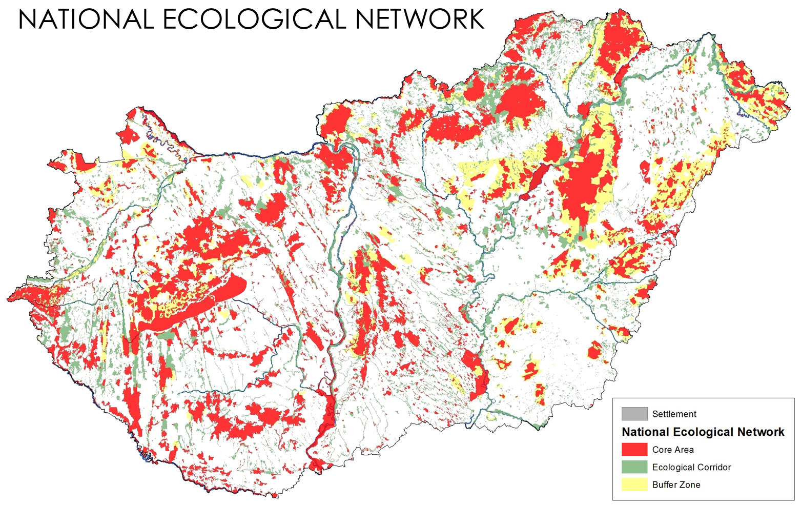 National Ecological Network